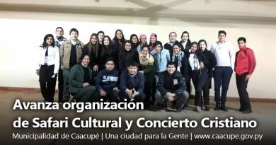 safari cultural y concierto avace