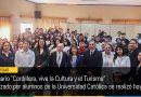 Seminario «Cordillera, vive la Cultura y el Turismo» organizado por alumnos de la Universidad Católica se realizó hoy